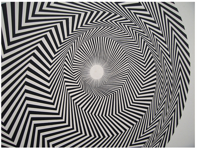 Line Design Op Art : Psychedelic s graphic design history