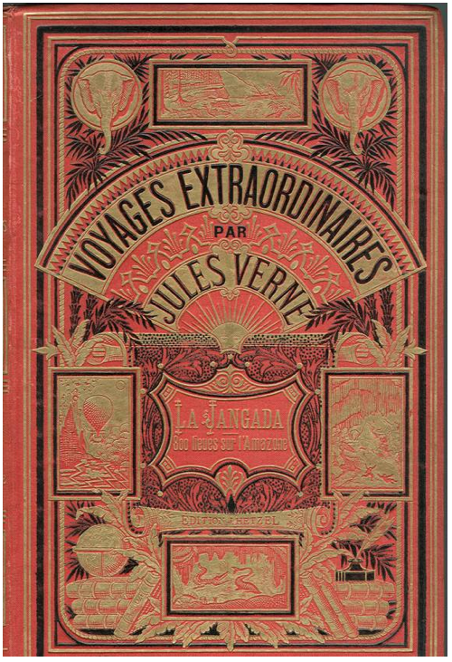 Typographic Book Cover History ~ The victorian era graphic design history