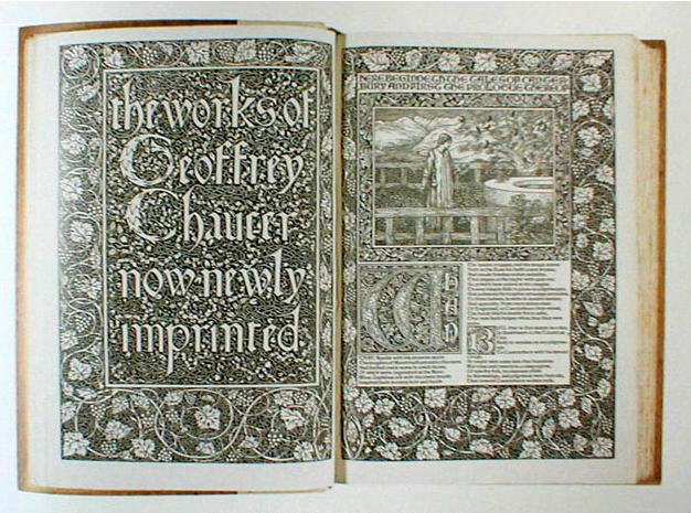 Arts Crafts Graphic Design History