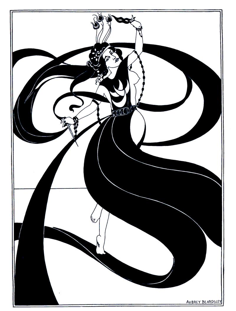 Art nouveau sexuality